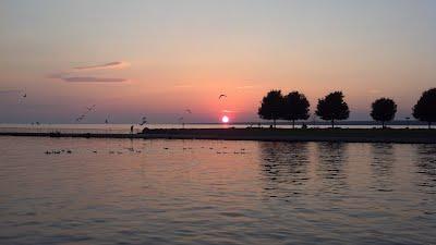 Oneida Lake Central New York