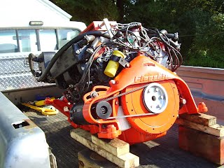 Flagship Chevy Small Block